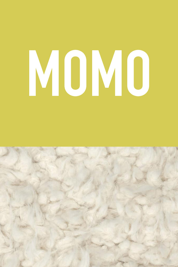 Woolf With Me Organic Personalized Baby Blanket color_citron