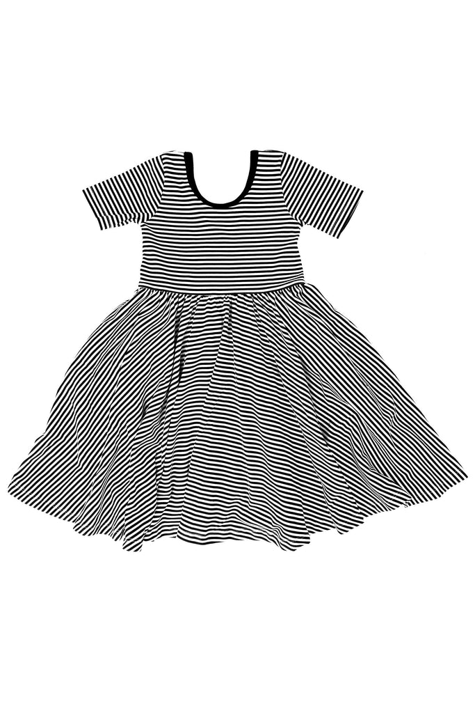 WHOLESALE, Organic Spinny Dress™ Stripes (3 Units) MSRP $38 / Cost $22.80