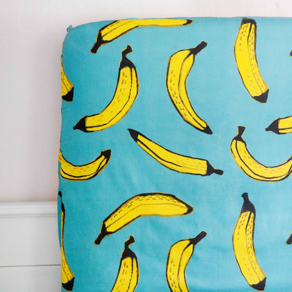 Organic Banana Sheet - Woolf With Me® - 1