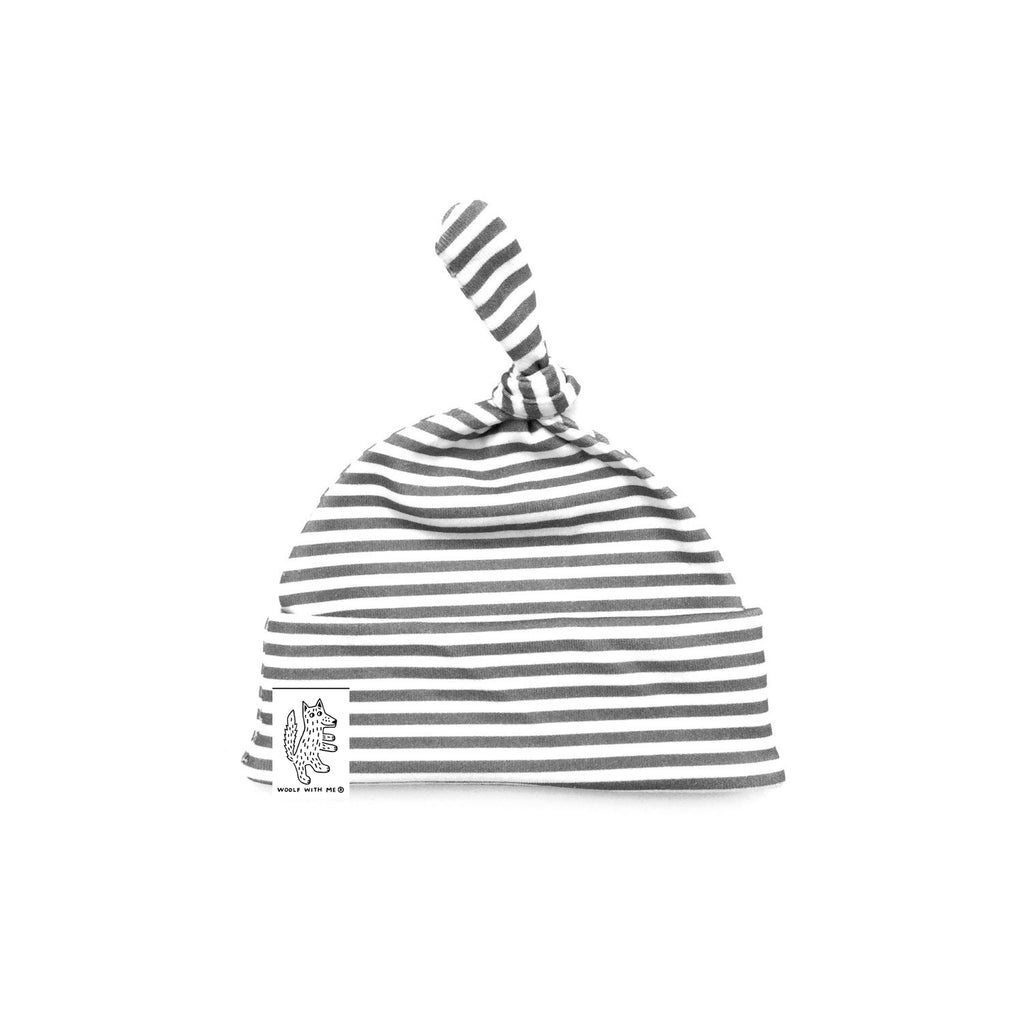 Knotted Cap Stripes