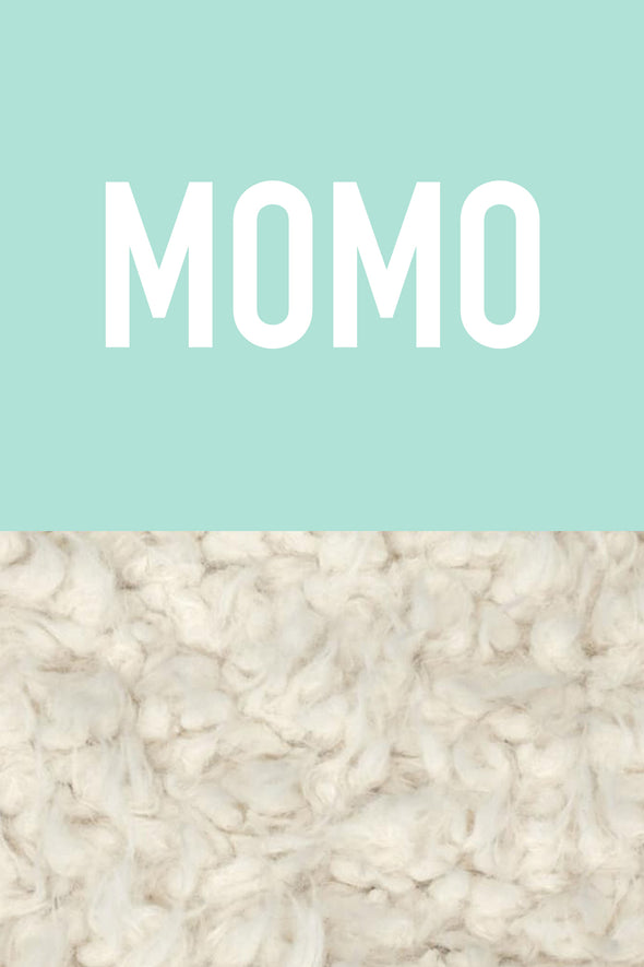 Woolf With Me Organic Personalized Baby Blanket color_mint