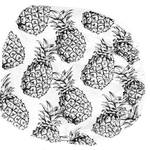 Organic Changing Pad Cover Pineapple