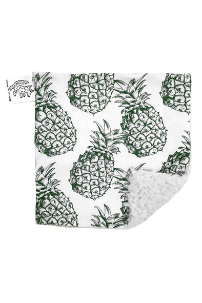 Lovey, Security Blanket Pineapple // Same Day Shipping!