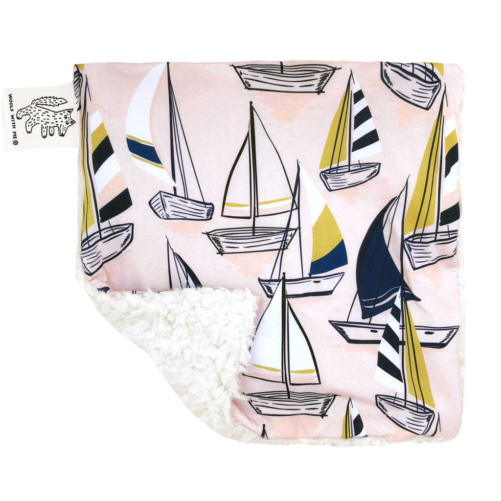 Lovey, Security Blanket Sailboat