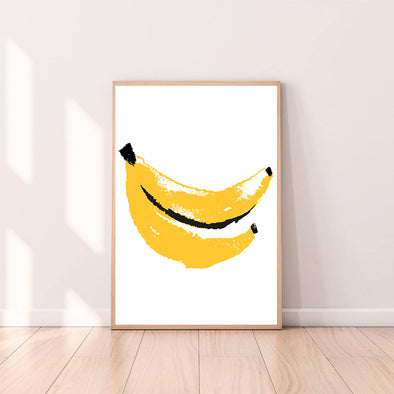 Wall Art Banana