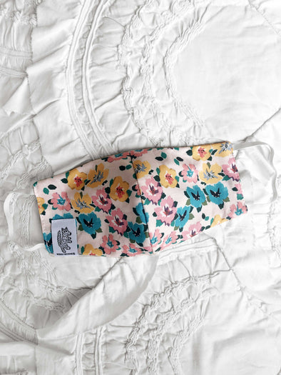 ★Face Mask Floral (Child-Adult) Same Day Shipping!