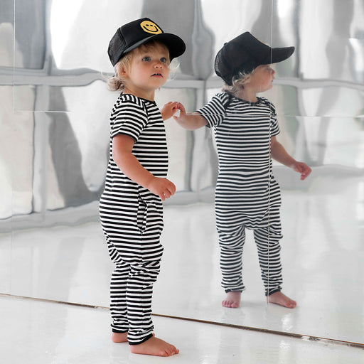 Organic Romper Stripes (18M-4T) Same Day Shipping!