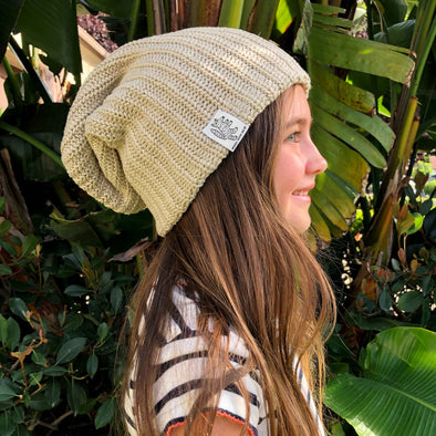 Heavy Knit Beanie (3yrs-Adult) FREE w/ $75+ order!