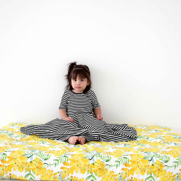 Organic Spinny Dress™ Stripes (3T-8Y) Same Day Shipping!