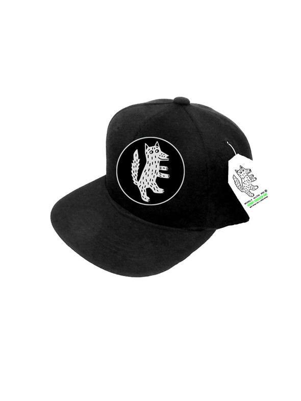 INFANT Trucker Hat Wolf 0M-12M // Same Day Shipping!