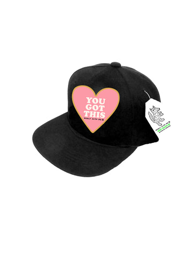 PREORDER, INFANT Trucker Hat You Got This 0M-12M