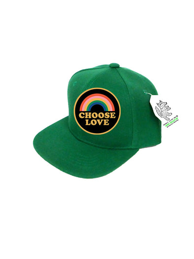 INFANT Trucker Hat Choose Love 0M-12M // Same Day Shipping!