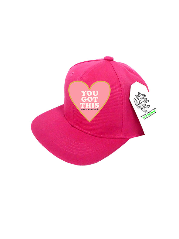 INFANT Trucker Hat You Got This 0M-12M // Same Day Shipping!