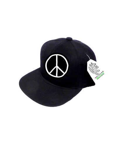 INFANT Trucker Hat Peace Sign - 0M-12M // Same Day Shipping!