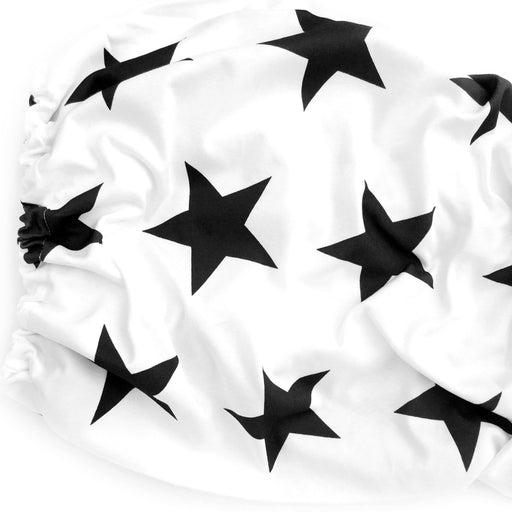 Organic Changing Pad Cover Big Stars - Woolf With Me®
