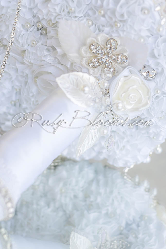 Beauty Winter Cascade Bouquet