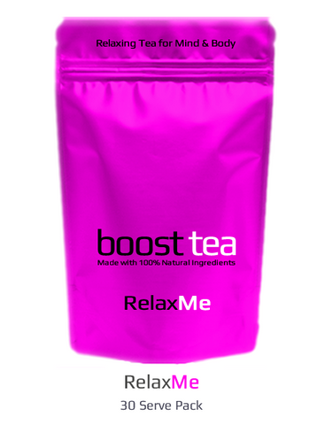 RelaxMe - Calming Tea for Mind & Body