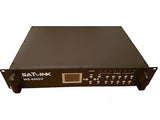 SATLINK WS 8902-U 8 Route HD RF DVB- T Modulator - Inputs AV or HDMI