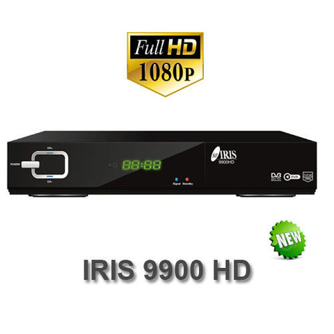 Iris 9900 hd satellite receiver