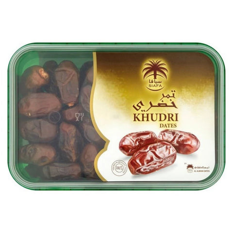 Siafa Khudry Premium Dates 800g Box Grade A Quality Khajoor - The Orient