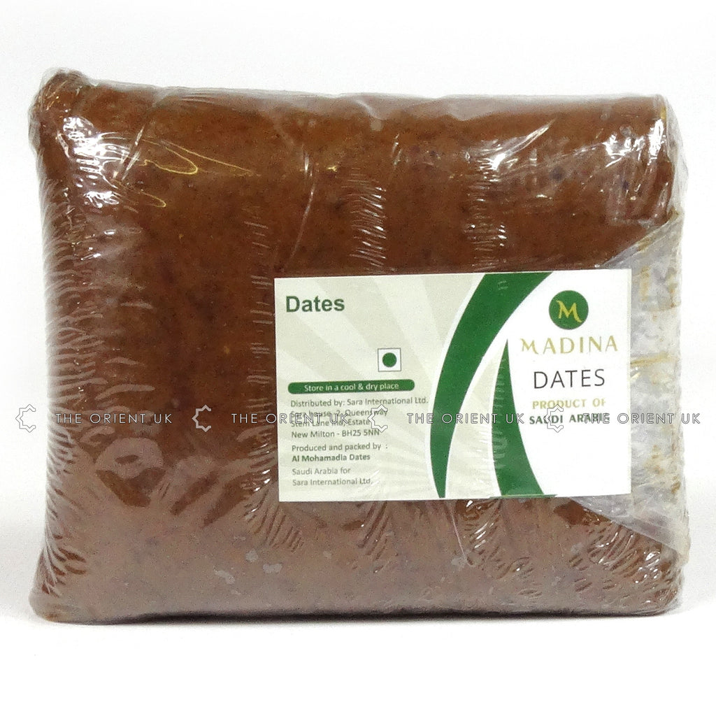 Madina Date Paste 1kg Grade A Quality - The Orient