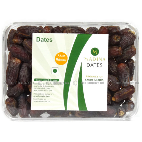 Madina Mabroom Dates 700g Box Grade A Quality Khajoor