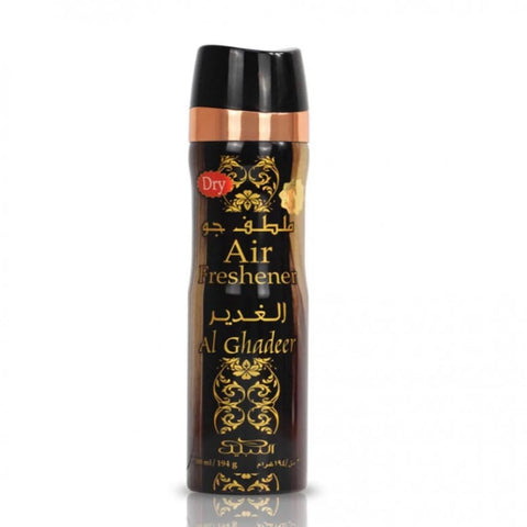 Al Ghadeer by Nabeel 300ml Air Freshener Sandalwood Amber Musky Scents Home Fragrance - The Orient