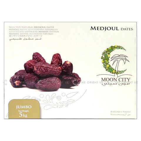 Dome Premium Medjoul Dates Large 5kg - The Orient