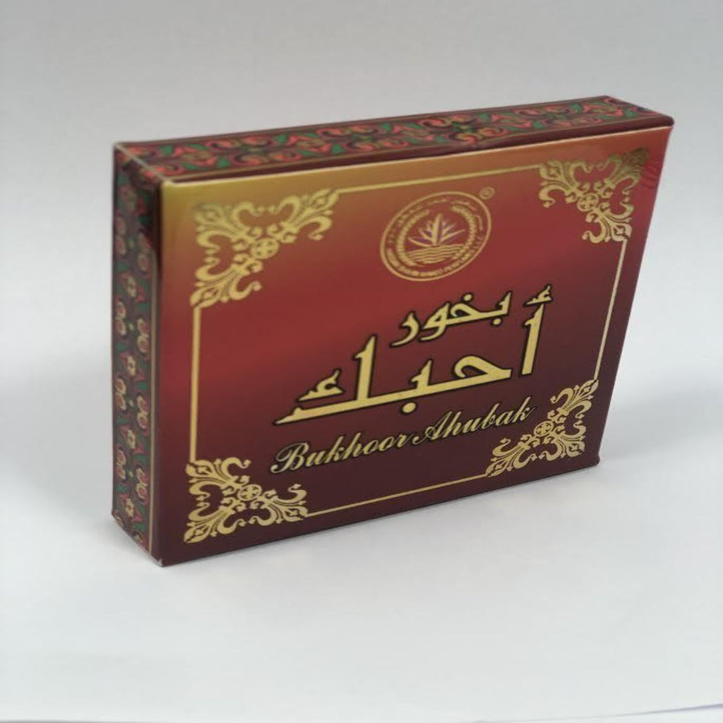 Bakhoor Ahubak 40g Home Fragrence Bakhoor Incense Burner Kitchen Living Room - The Orient