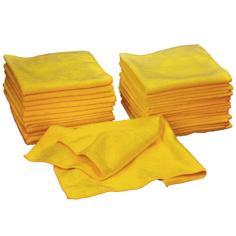 4Pcs Multipurpose Microfiber Absorbent Towel Car Kitchen Home Cleaning Towels