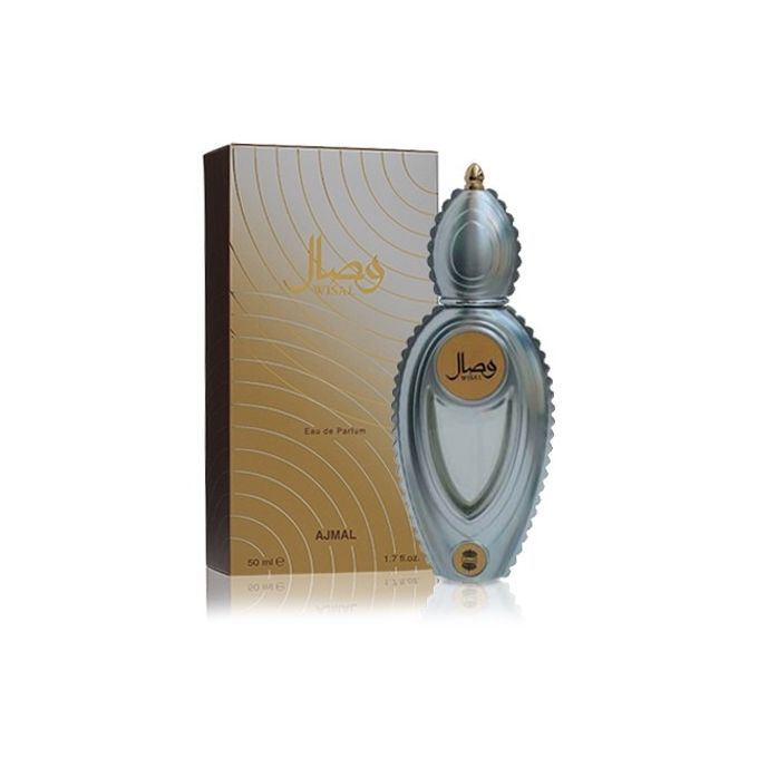 50ml Wisal Ajmal EDP Perfume Men Women Musky Woody Floral Spicy - The Orient