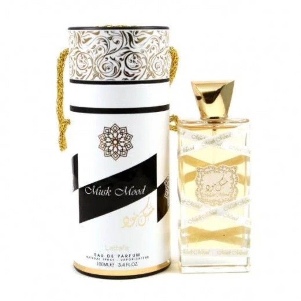 100ml Musk Mood EDP Spray Perfume Men Women Musky Floral Spicy - The Orient