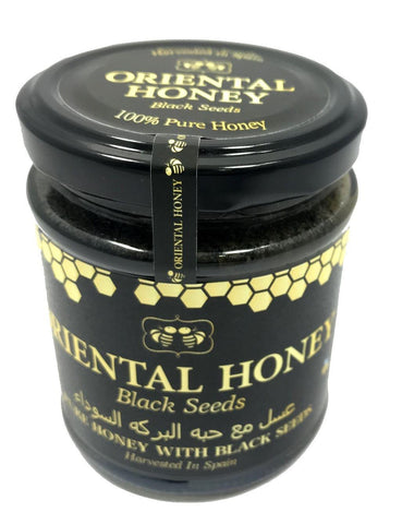100% Pure Sidr Honey Royal Raw 1kg with FREE Black Seed 250g Honey OFFER - The Orient