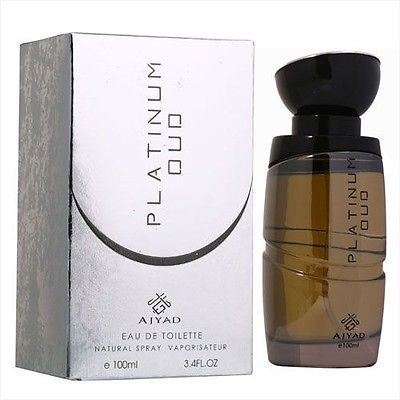 100ml Platinum Spray Perfume Fragrance Men Women Floral Woody Musky Scents - The Orient