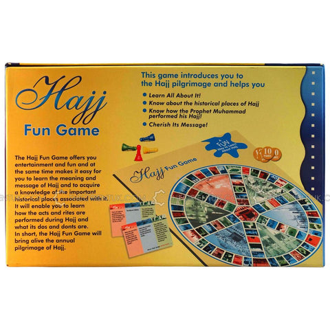 Hajj Fun Board Game - The Orient