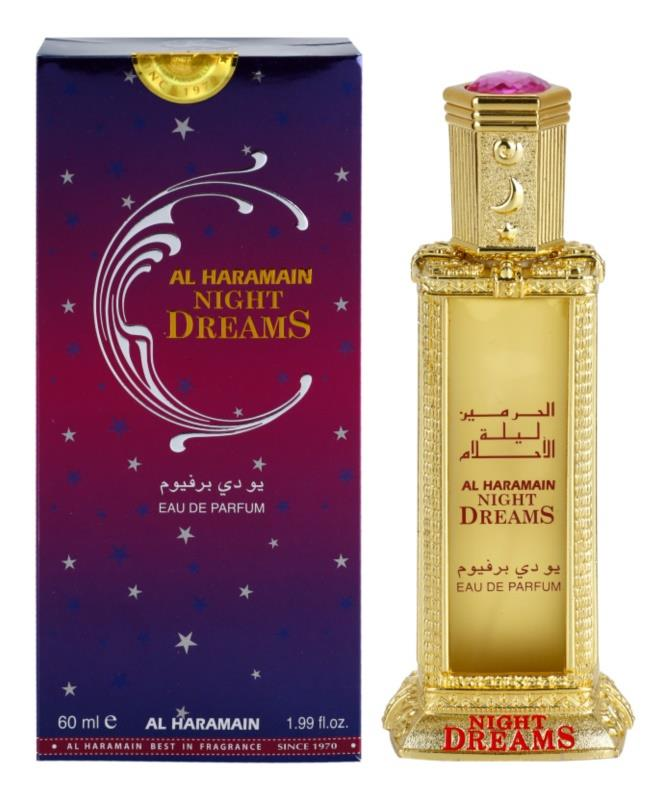 60ml Night Dreams EDP Exotic Arabian Perfume By Al Haramain for Women - The Orient