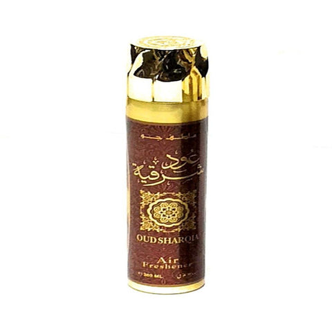 Genuine Oud Sharqia Air Freshener Sandalwood Amber Musky Scents Home Fragrance - The Orient