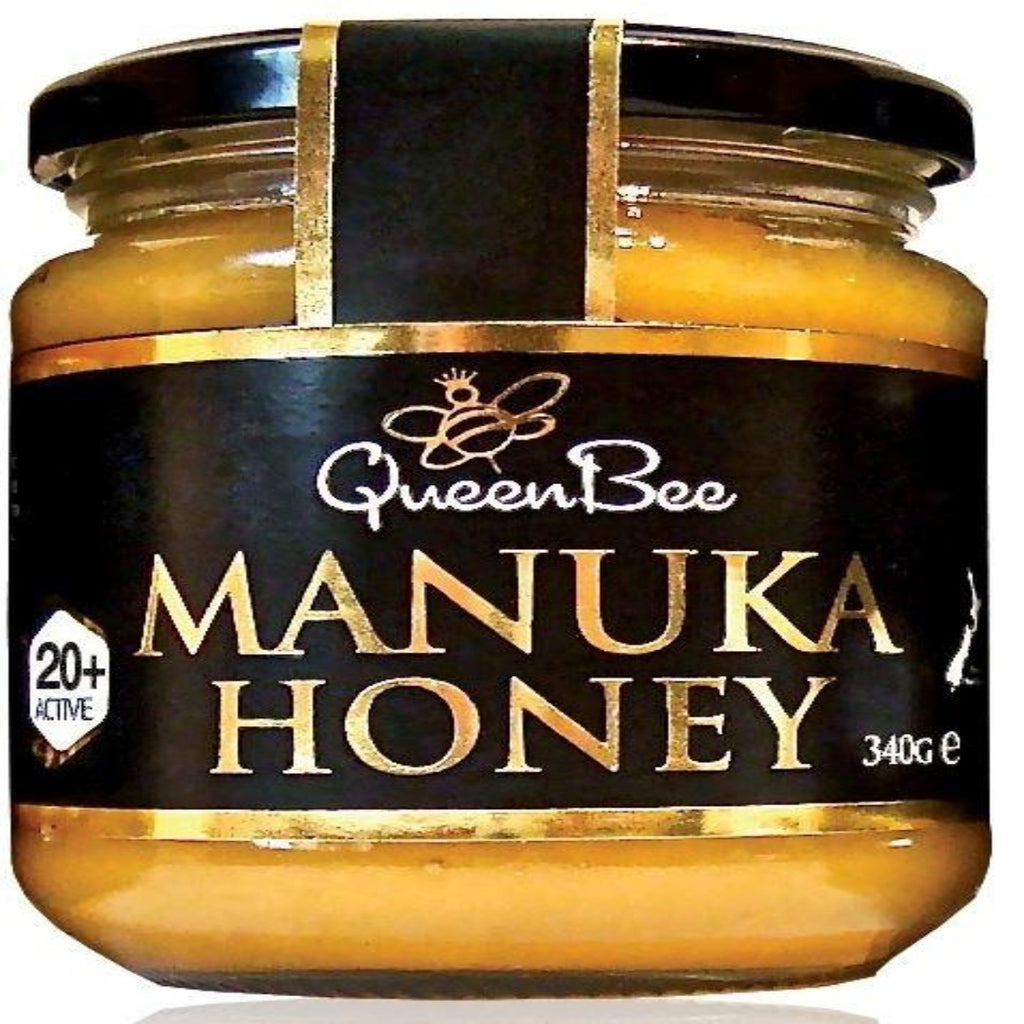 100% Pure Manuka Honey 340g 100+ Methylglyoxal Honey No Syrup Added - The Orient