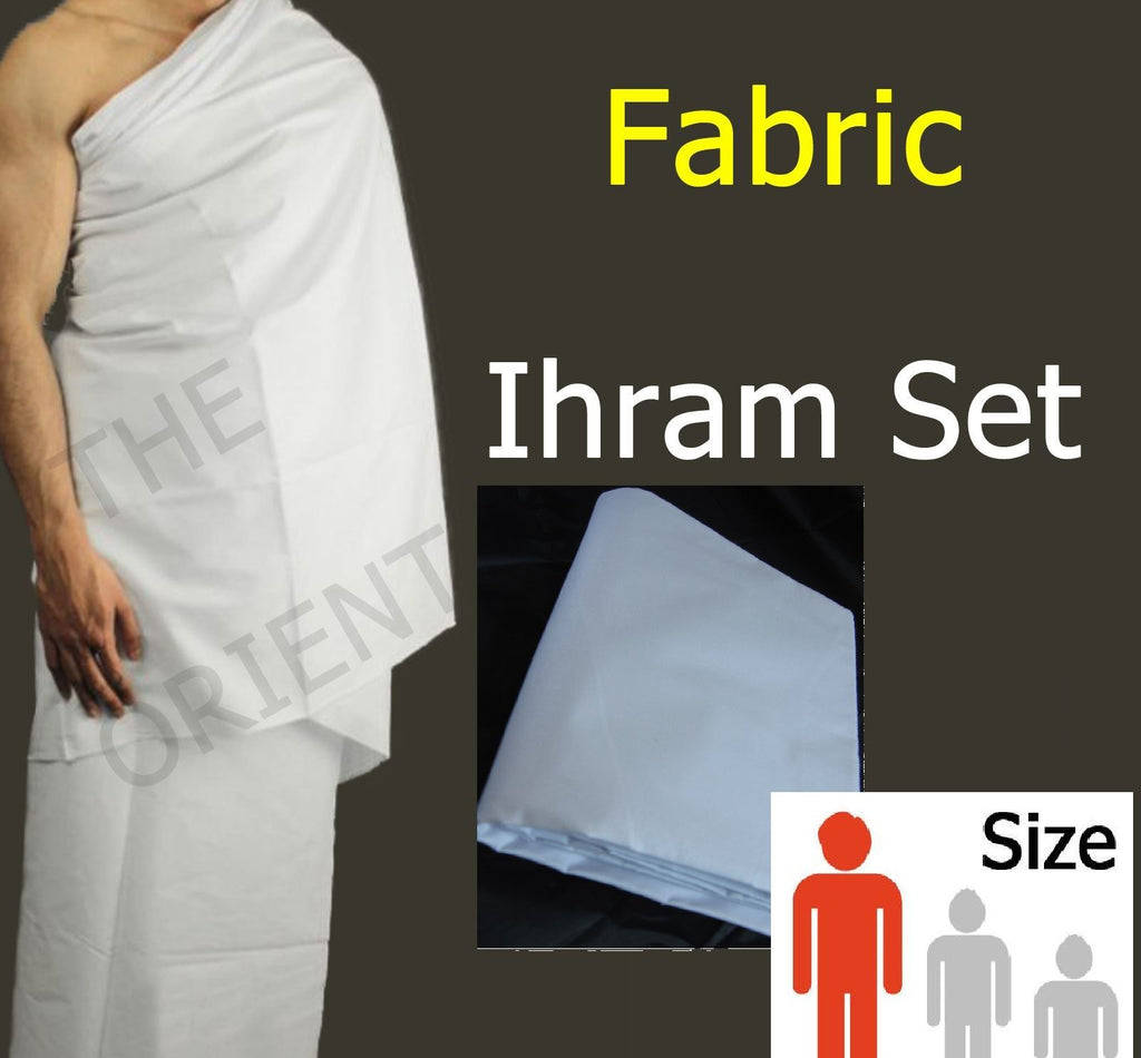 Ihram Fabric 45x90 - The Orient