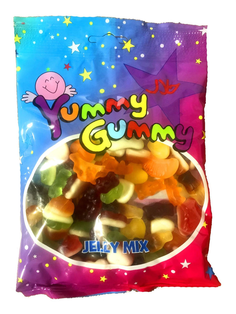 Kids Children Jelly Mix Party Fun Birthday Soft Candy Jellies Jelly - The Orient