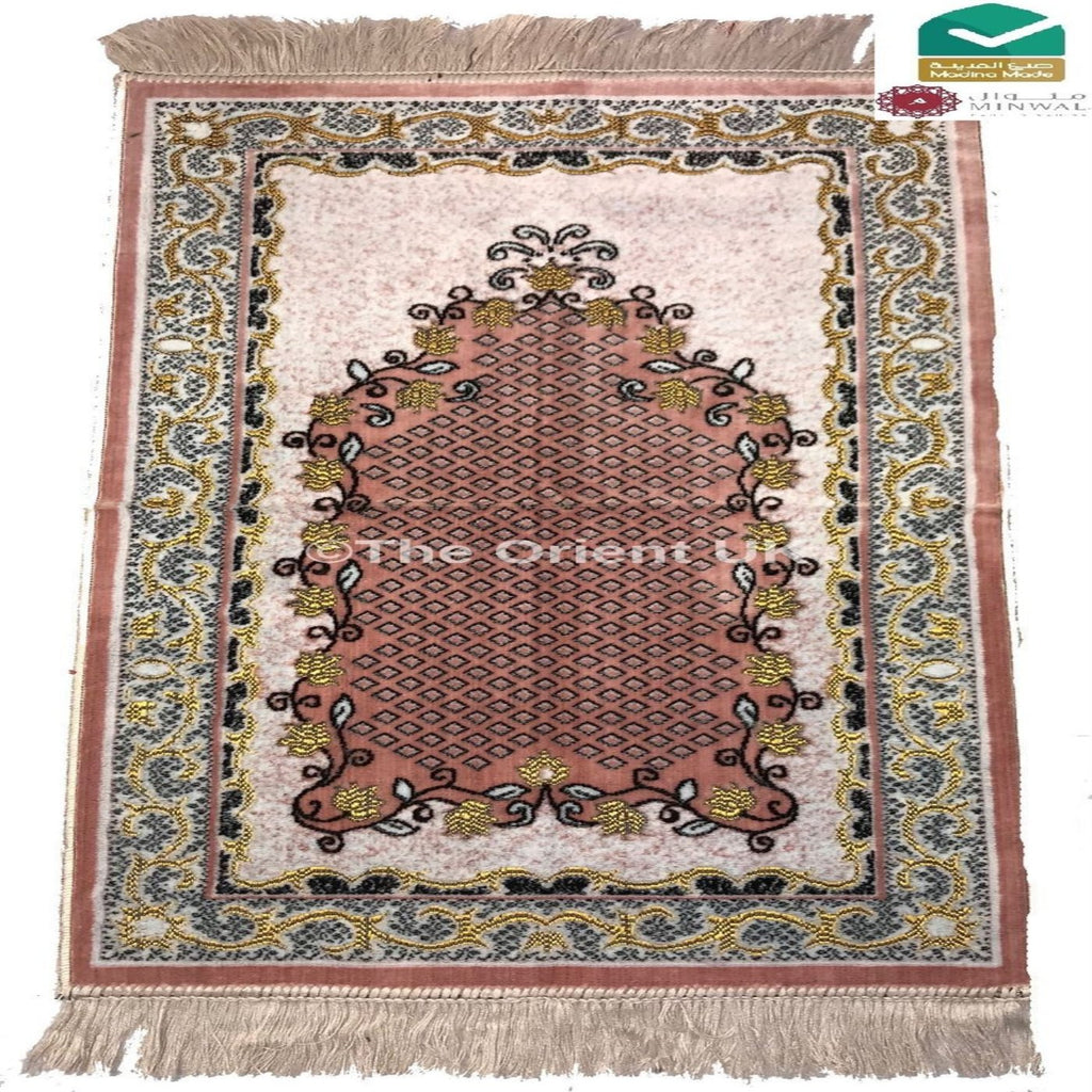 Muslim Kids Teen Pray Prayer Mat Namaz Salah Islamic Gift for children