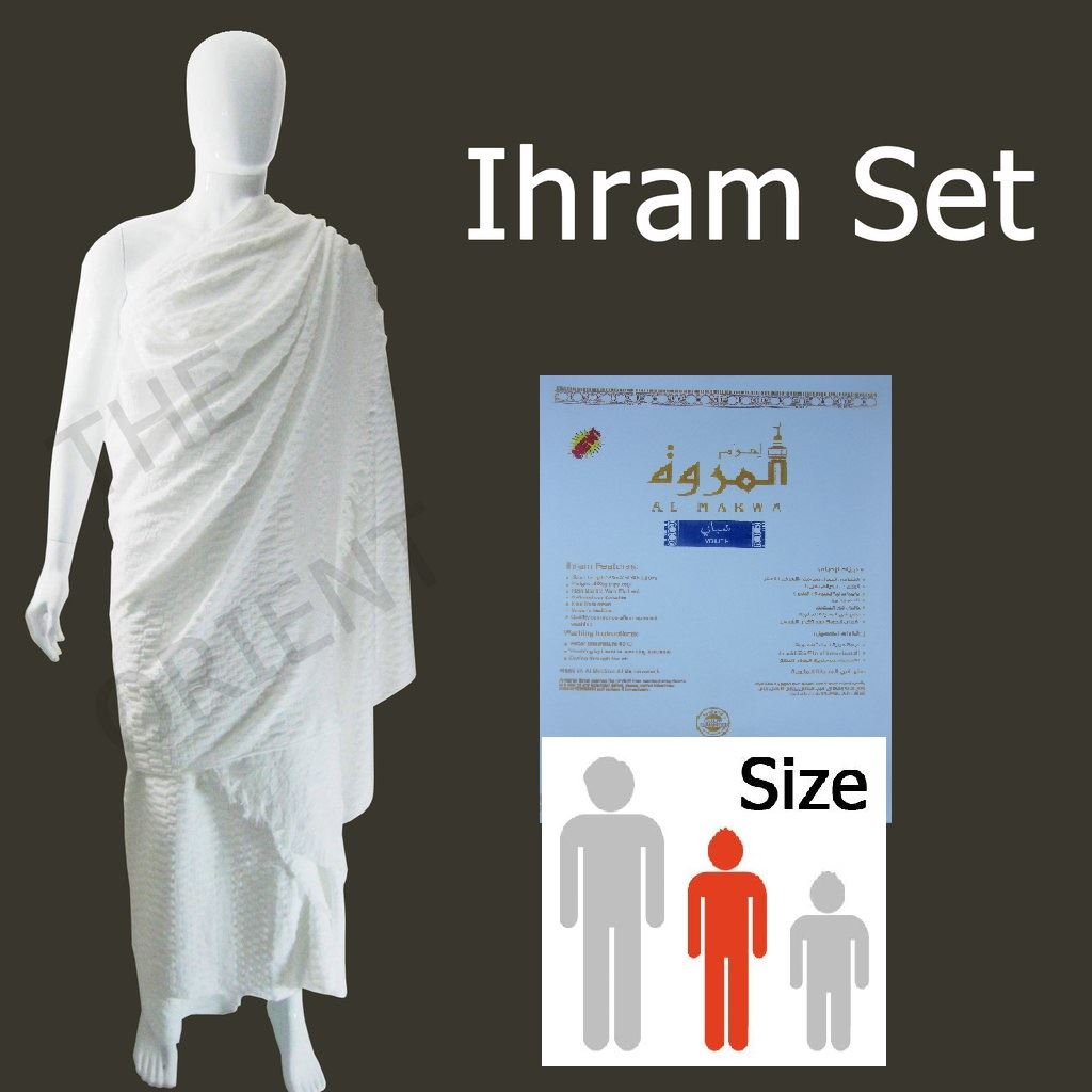 Ihram Teen - The Orient