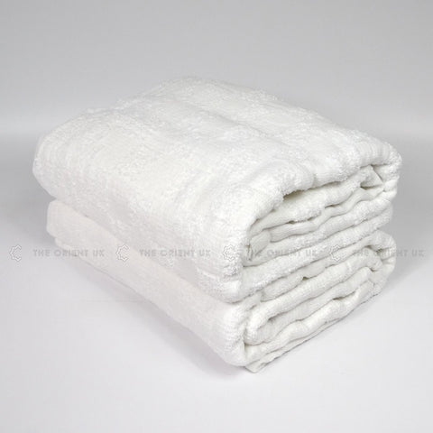 Ihram Cloth Towel 100% Cotton Ehram Adult Size Luxury High Quality Ahram Hajj - The Orient