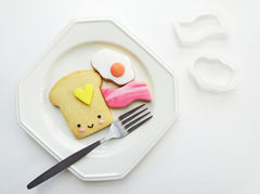 @vickiee_yo Breakfast Cookie Cutter Set