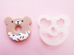 @vickiee_yo Bear Donut Cookie Cutter