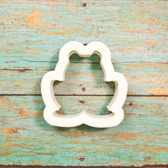 Sitting Frog Cookie Cutter
