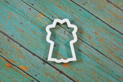 Bouquet Cookie Cutter