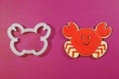 Cute Crab Cookie Cutter
