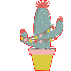 Holiday Cactus 6