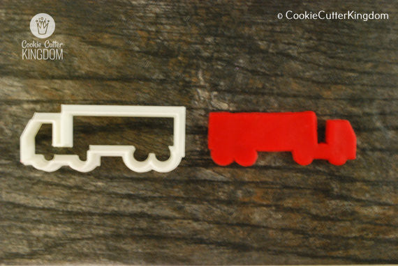 Four Wheeler Truck Cookie Cutter